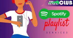Spotify playlist services