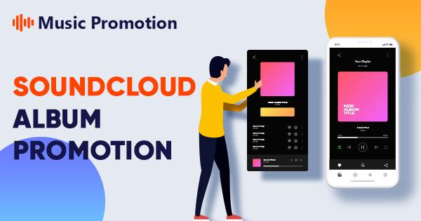 soundcloud album promotion