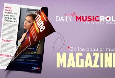 online popular music magazine