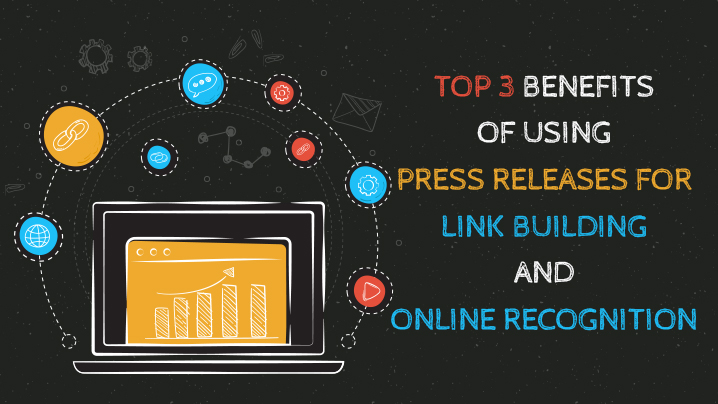 Press Releases for Link Building