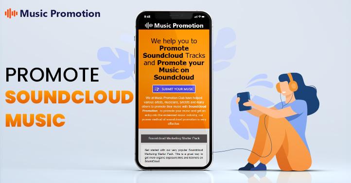 Promote Soundcloud Music